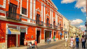 Ciudad de Mérida.