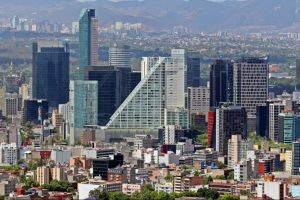 Edificios de la Ciudad de México