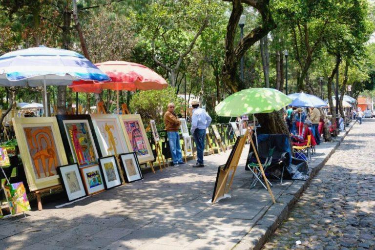 Un día de paseo en la Ciudad de México