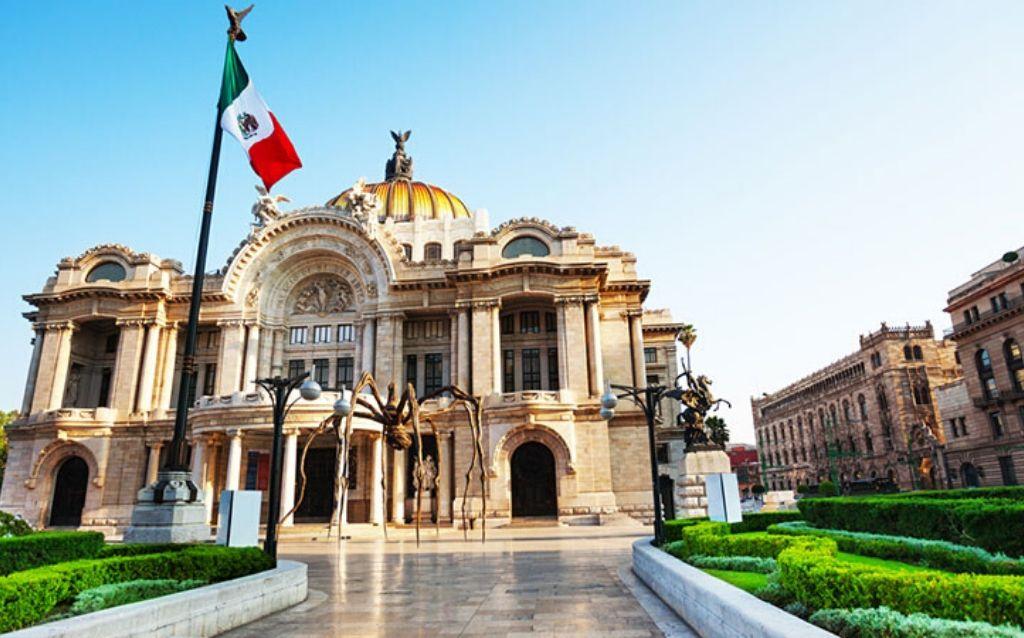 La Ciudad de México, la capital mexicana, es una introducción esencial para comprender el país