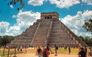 La península de Yucatán refleja el carácter único del turismo en México