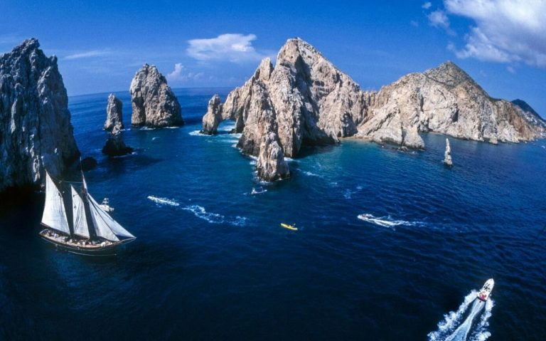 Ve lo mejor de Baja California México