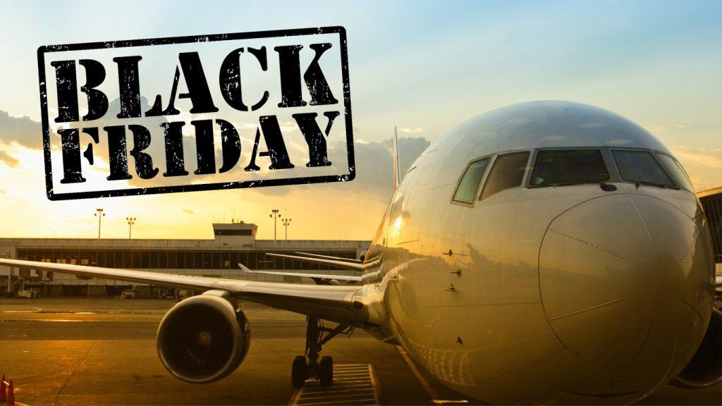 Promociones de viajes en el Black Friday