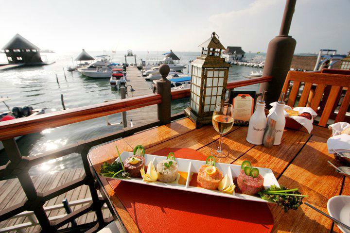Los mejores lugares para comer en Cancún: puerto madero