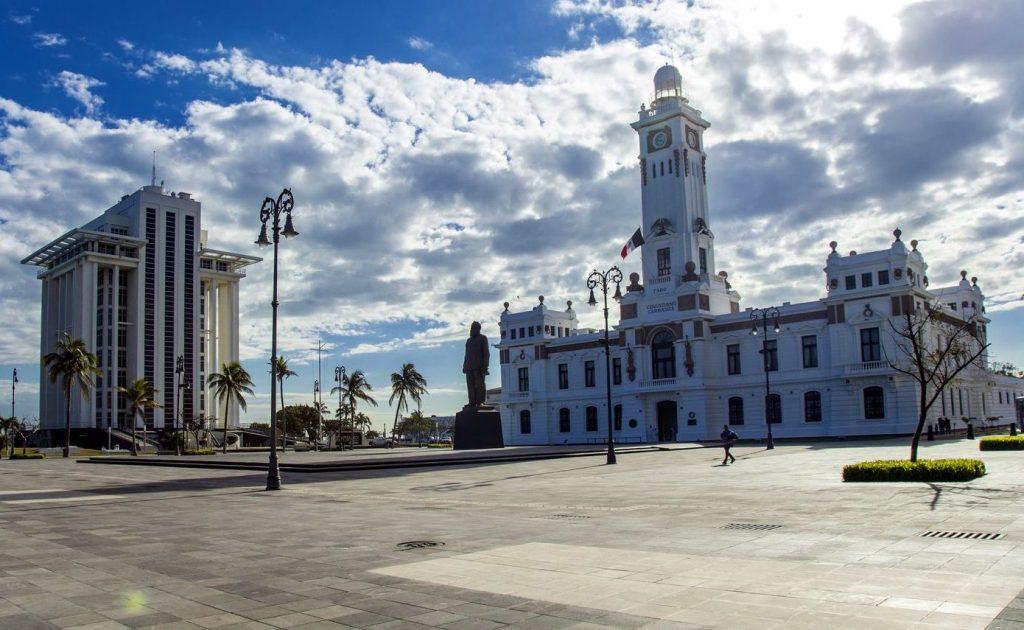 Centro histórico de Veracruz