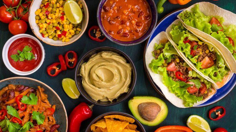 Las comidas Tex-Mex 2