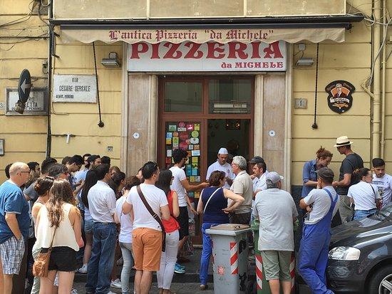 Restaurante L'Antica Pizzeria da Michele