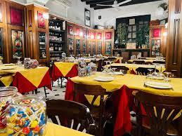 interior del restaurante l'immagine-bistrot