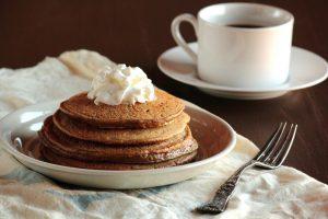Bebidas para comer hot cakes: Café