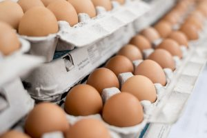 Los huevos son muy accesibles