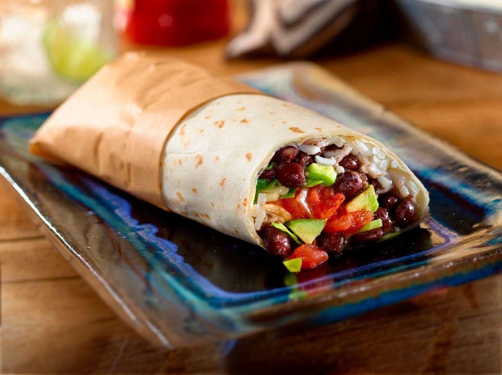burrito_Comida Mexicana y Tex-Mex