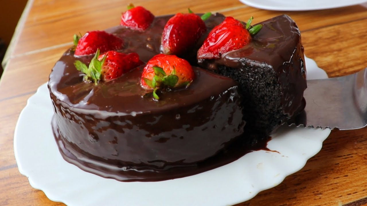 Pastel de chocolate 2