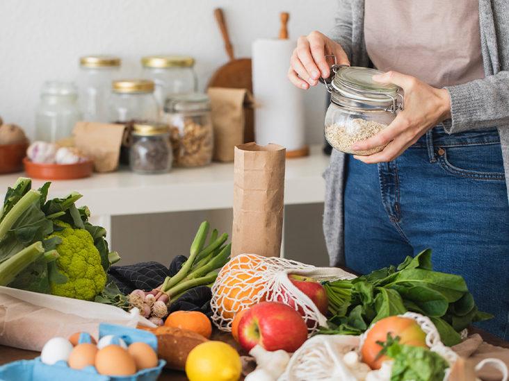 Puedes planificar tus comidas y la compra de tus alimentos