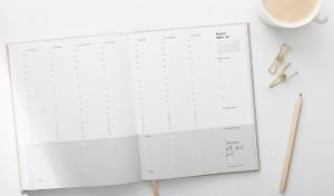 Planificar tus comidas te da mayor organización