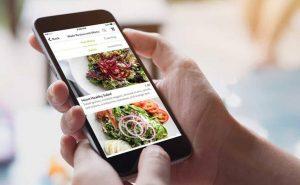 aplicaciones de comida gratis
